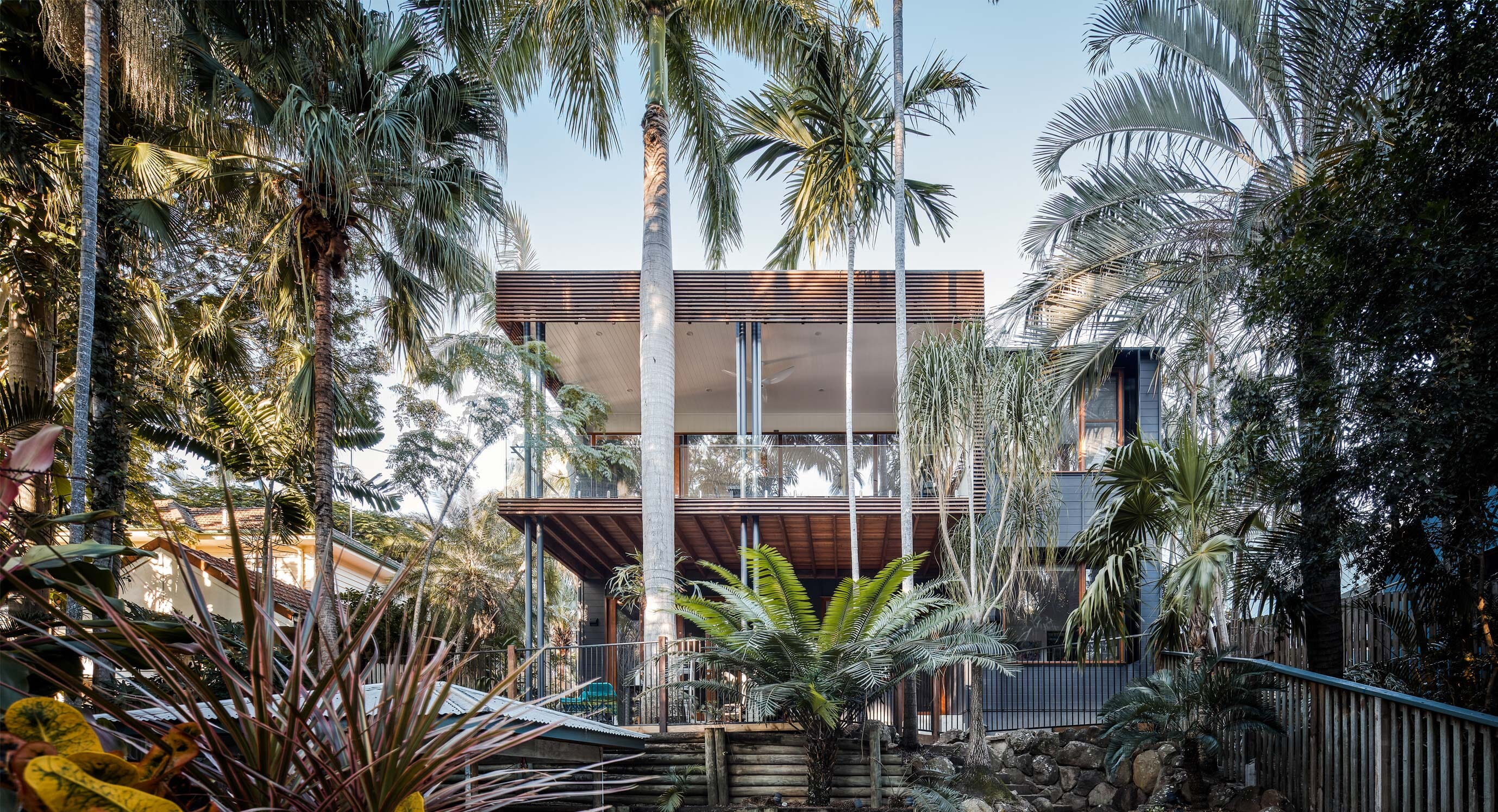 Keith Street House: A relationship with the environment