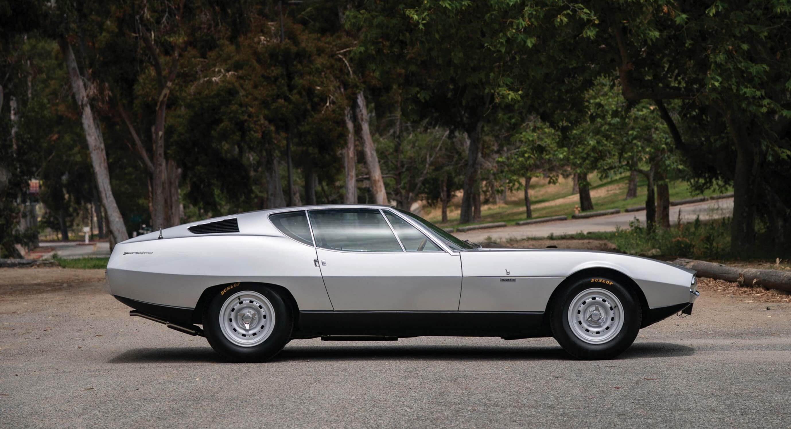 1967 Jaguar Pirana by Bertone: Dreams become reality