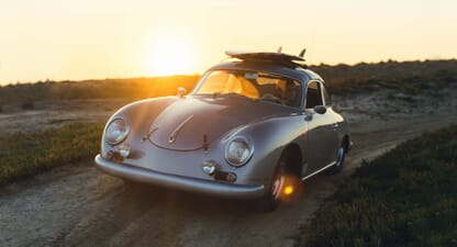 OPUMO x Timeless Garage: Audrey the Porsche 356
