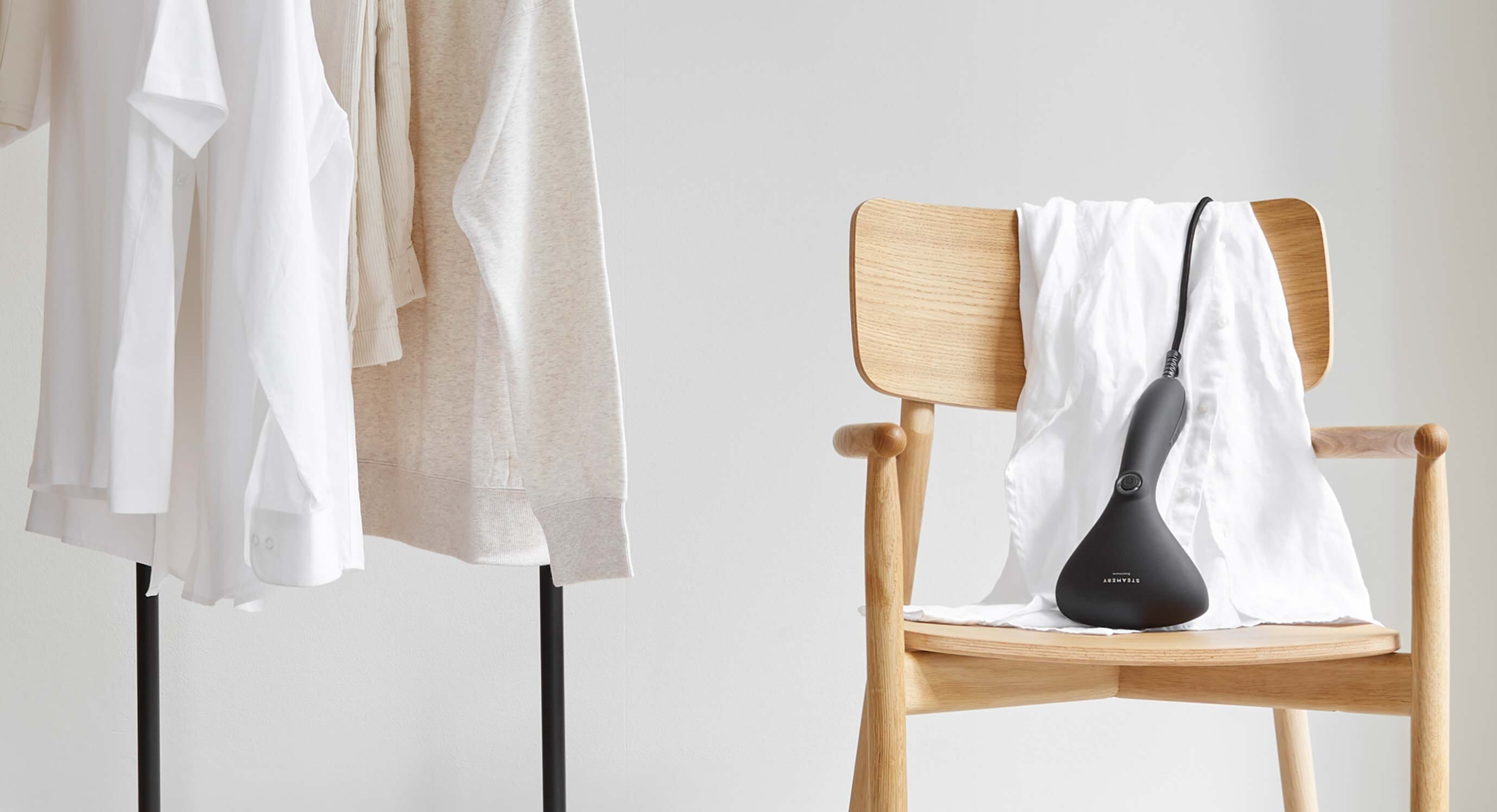 How to make your clothes last longer with Steamery