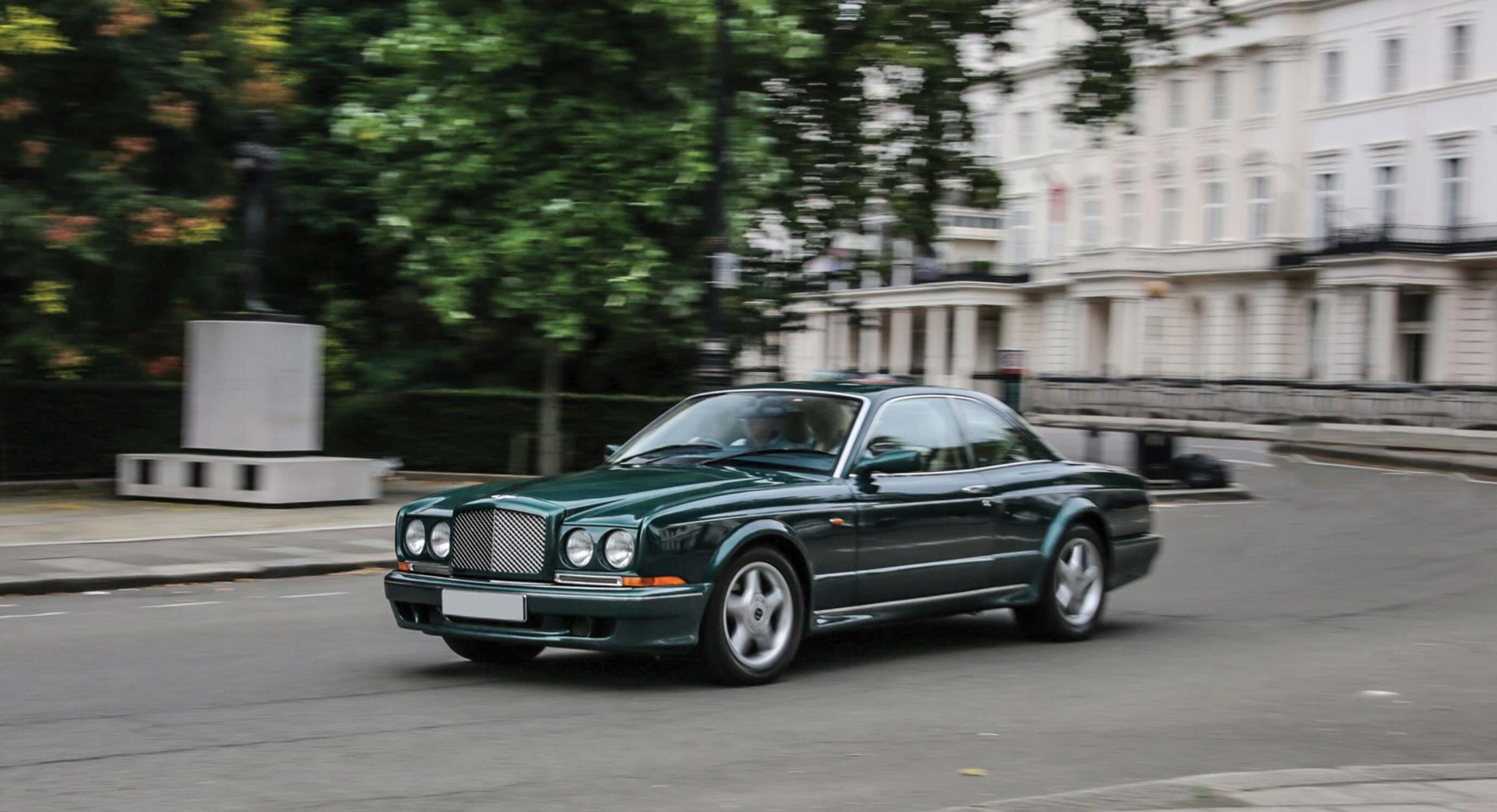 Bentley Continental T: A statement of intent