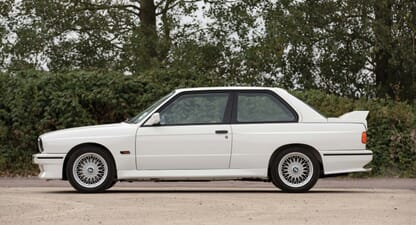 1991 BMW M3: The spirit of homologation