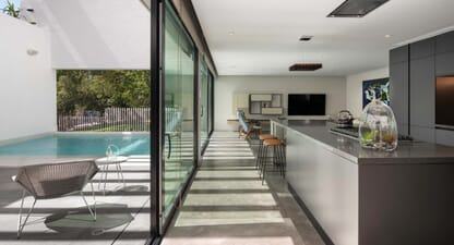 Ombra House: Uniting interior and exterior