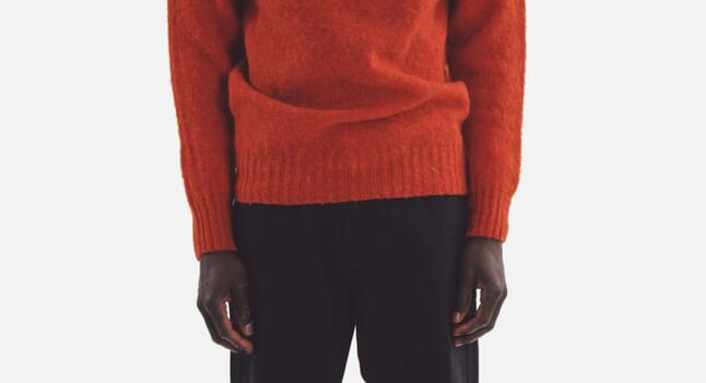 This season's must-have knitwear from YMC