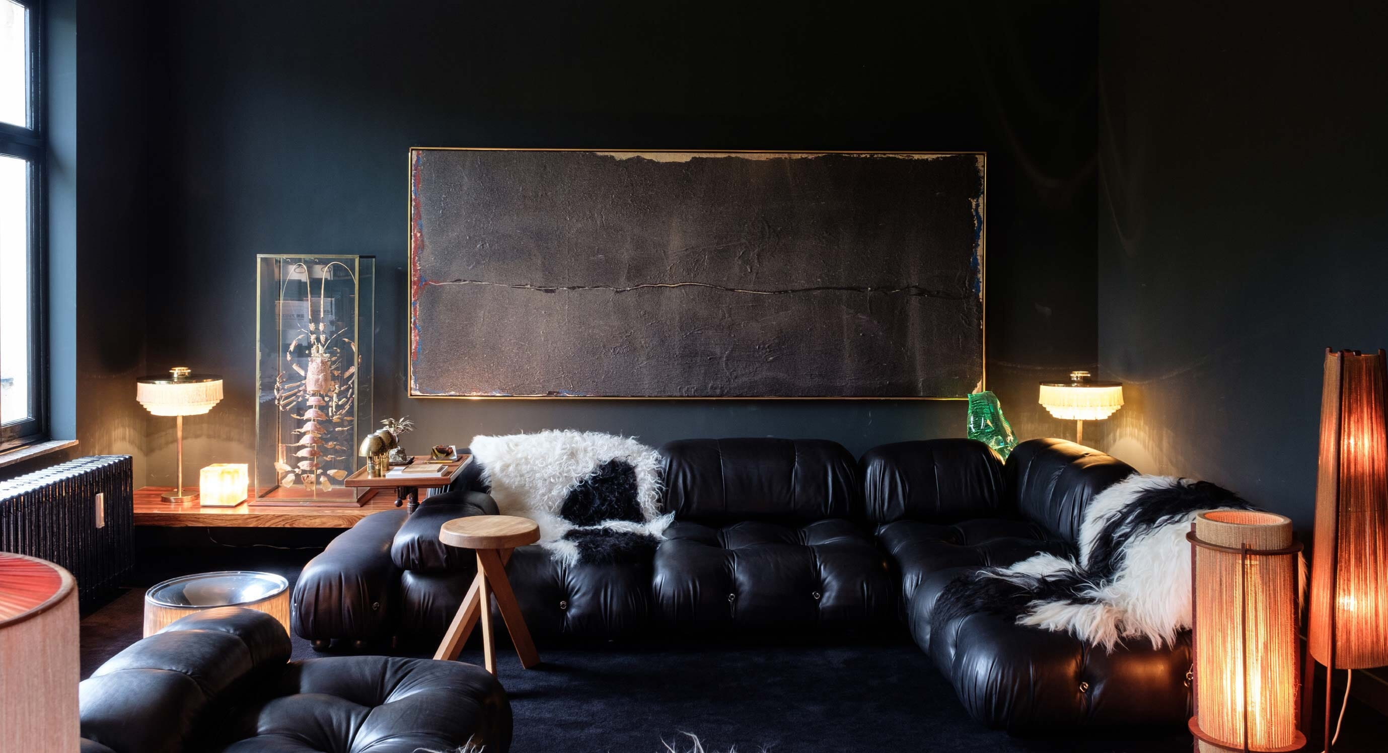 At home in Brussels: Bellerose Artistic Director Derek Van Heurck's apartment