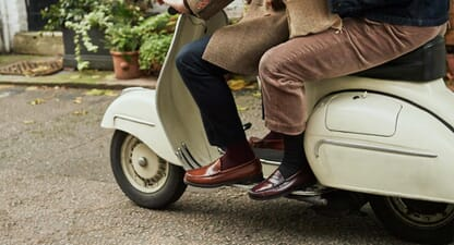 The ultimate guide to men's shoes