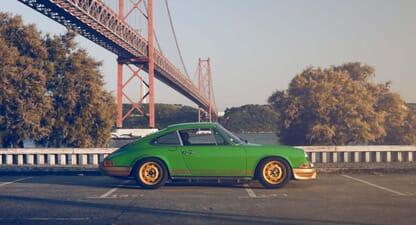 OPUMO x Timeless Garage: Viper Porsche 'Oelklappe'