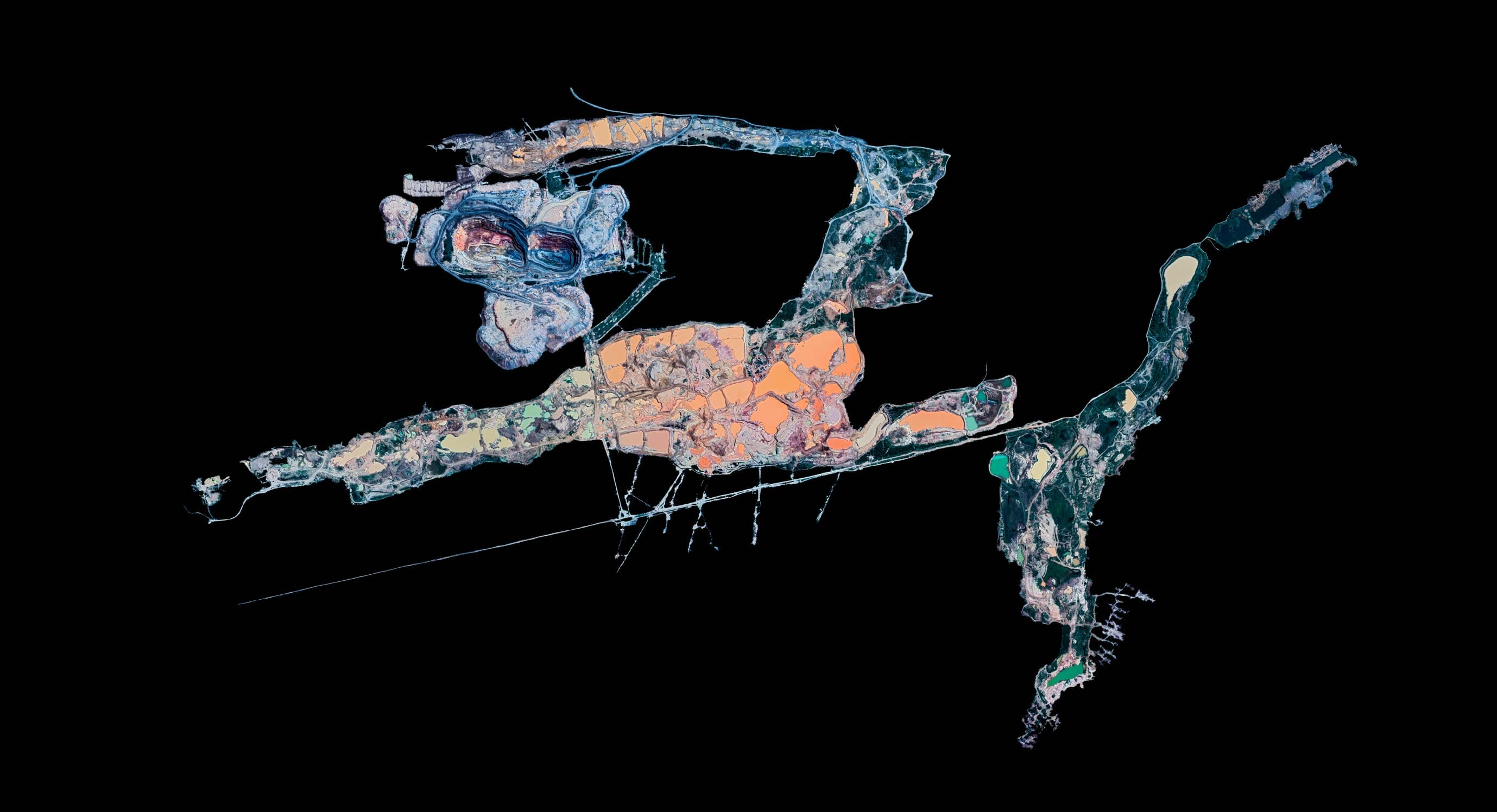 ULTRADISTANCIA: Monsters Of Mine finds creatures in satellite images