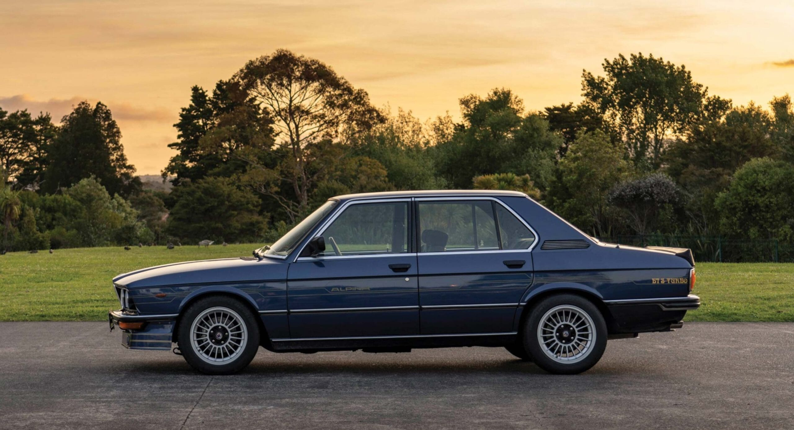 1982 BMW Alpina B7 S Turbo: A blast from the past