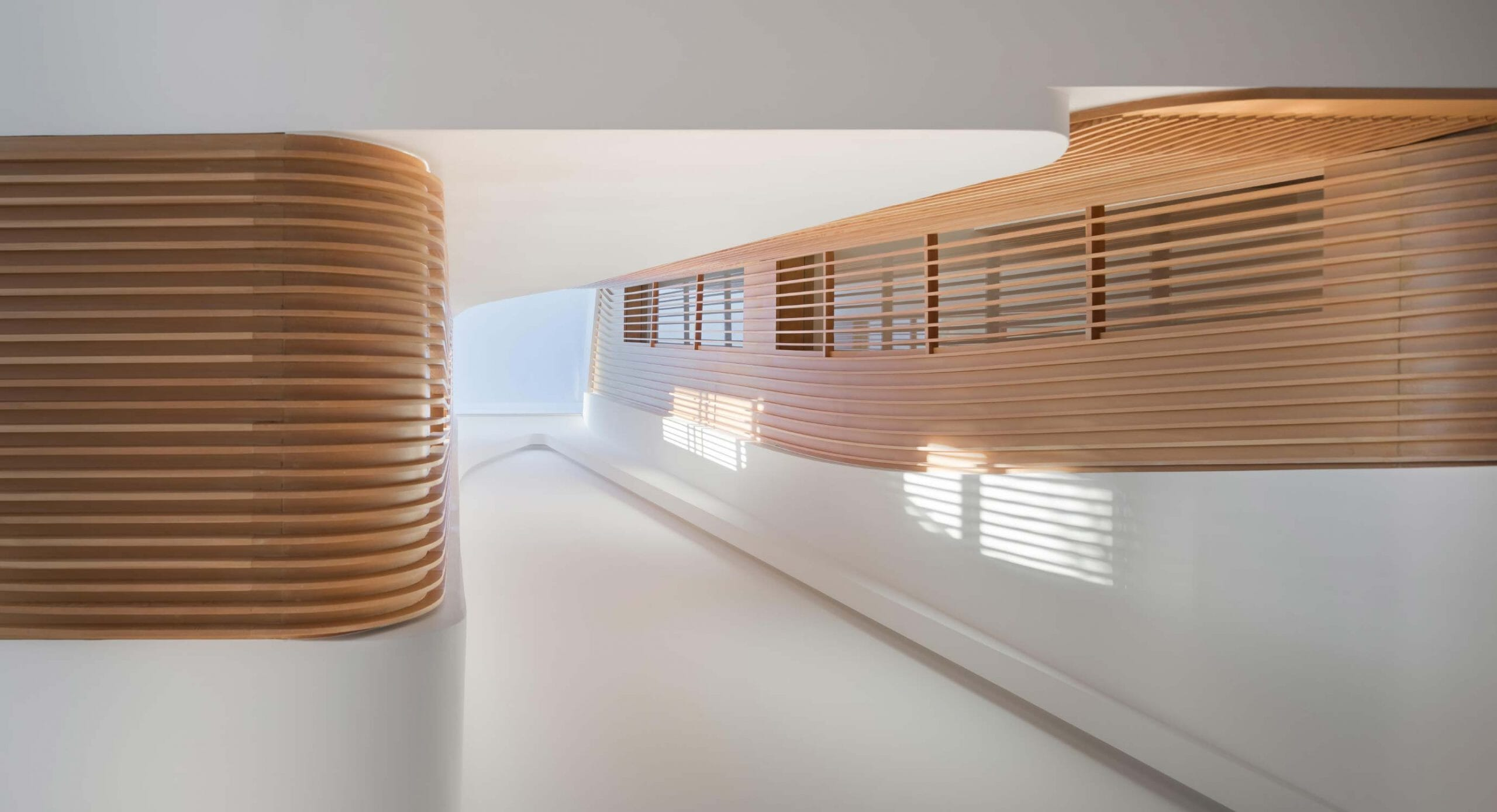 Light Falls: Interior design connections