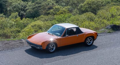 1970 Porsche 914-6: How to update an original