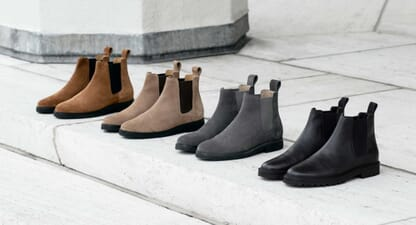 Our favourite smart men's shoes for winter
