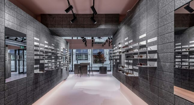 VIU Eyewear stores show the power of physical locations