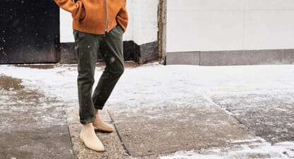 Oliver Cabell releases its first men's boots