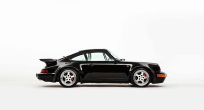 Porsche 964 3.6 Turbo: An endangered species
