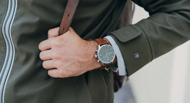 Men's guide on how to accessorise for spring