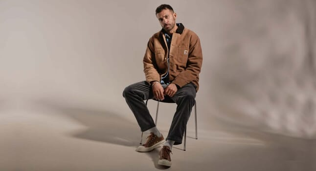 The wonders of workwear: Essential Carhartt WIP men's coats