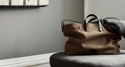 Bags of style: Our favourite weekend bags for men