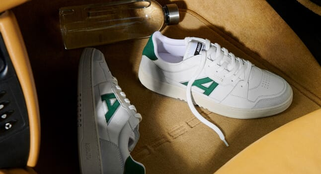 The men's leather sneakers you need for the rest of the year