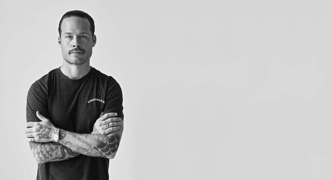 Subjectivity in design: An interview with Tim Hancock of KAMO
