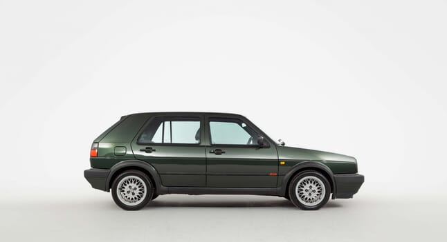 Do the school run in style with these retro hatchbacks
