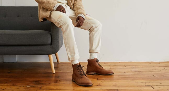A detailed look at the new Oliver Cabell SB 1 boots