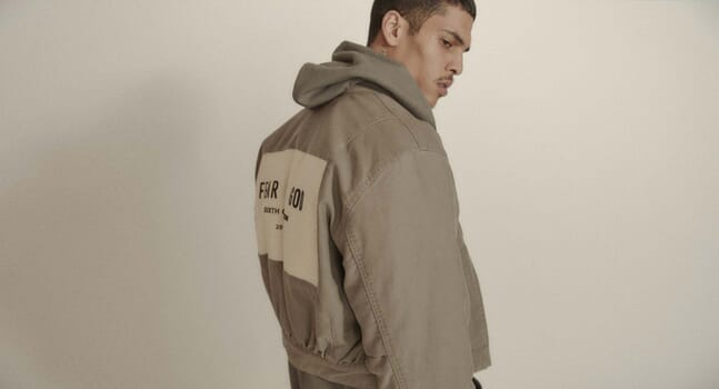 How does the Fear of God collection fit?