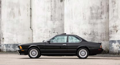 1988 BMW M6: A top-class youngtimer
