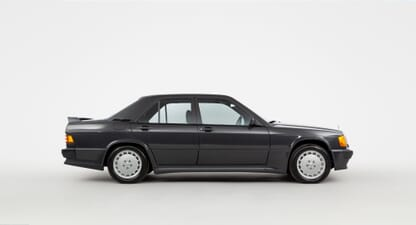 Mercedes-Benz 190E Cosworth: An enduring champion