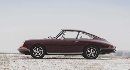 These 3 classic car icons went unsold at auction