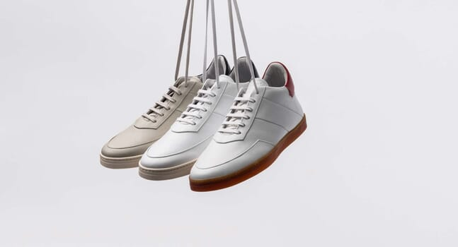 JAK Atlas: '70s-inspired sneakers, made for today