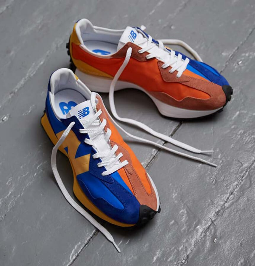 New Balance 327 A Contemporary Spin On 1970s Running Shoes Opumo Magazine