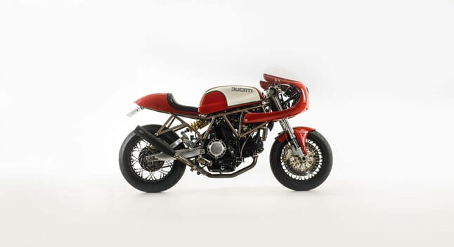 Custom of the week: 2007 Ducati SuperSport 1000DS