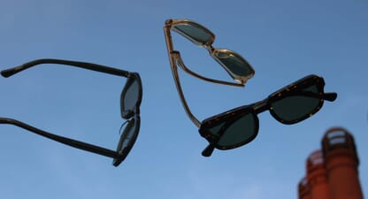 Oscar Deen: Vintage-inspired sunglasses