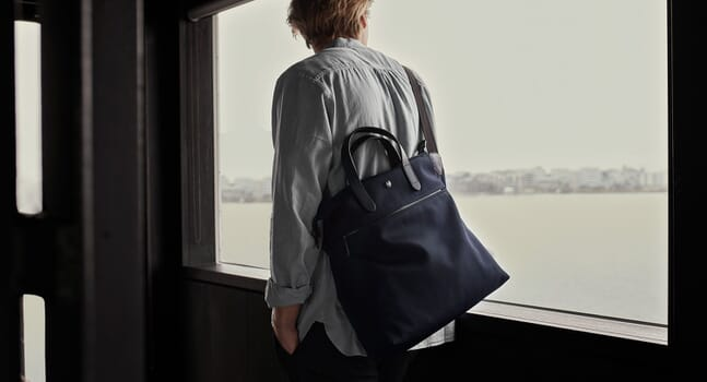 Carried away: The best tote bags for men