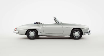 4 of the best Mercedes SL convertibles
