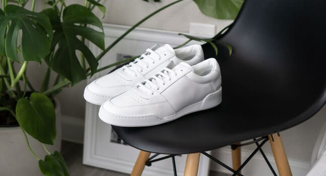 Oliver Cabell's new Court sneakers: back to the 1990s, in some style