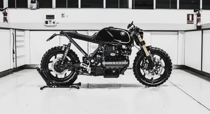 Custom of the week: BMW 1986 K100RS by Bolt