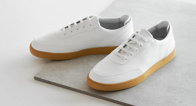 5 of the best white sneakers for men right now