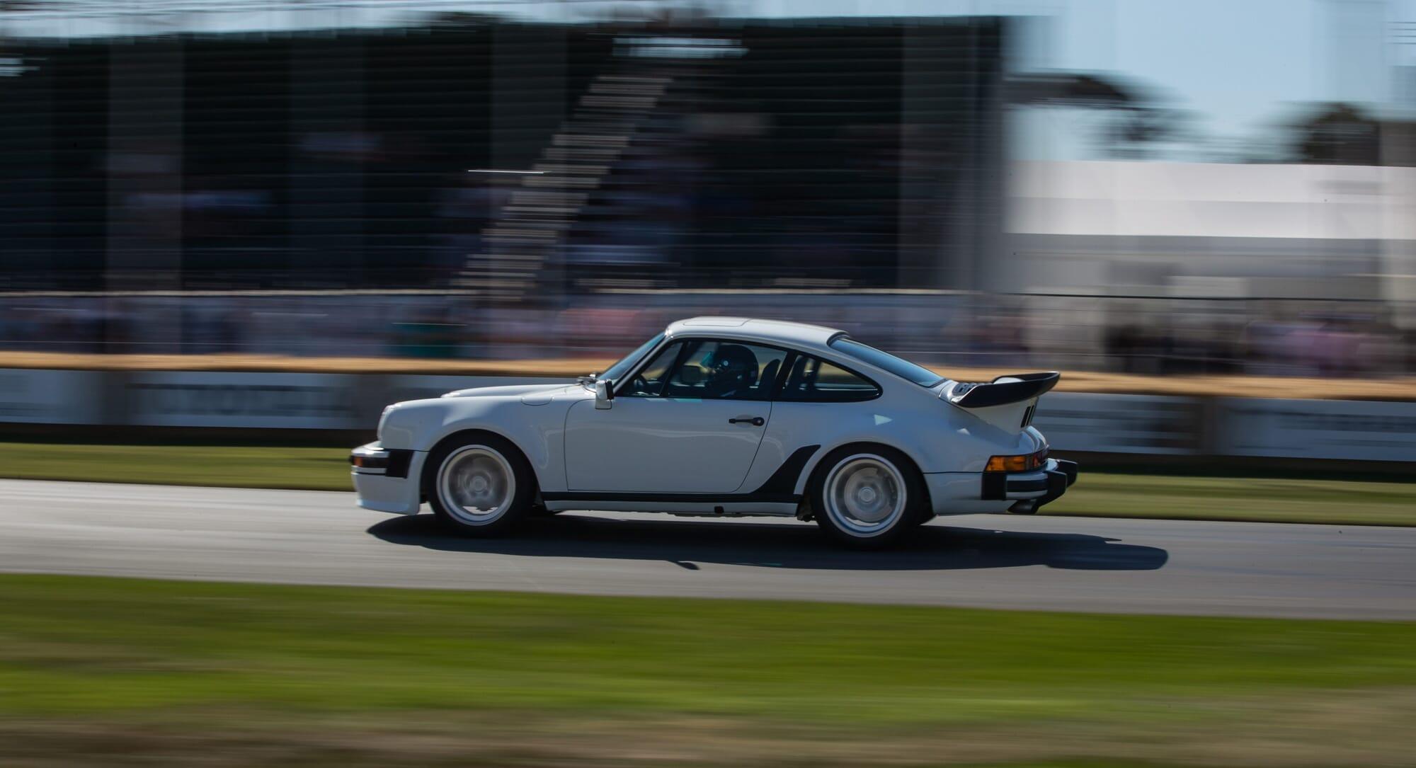 Porsche 930 TAG Turbo: Formula One power in a road car