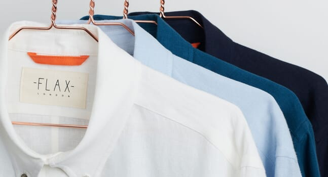 Flax London sizing guide: How it should fit