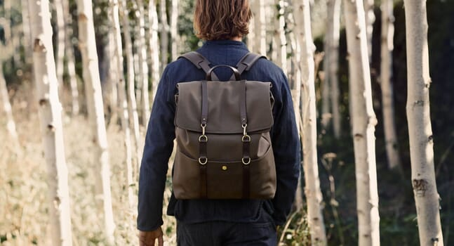 Take a hike: 3 roll-top backpacks for your next adventure
