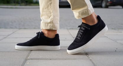 The ultimate summer sneakers: Introducing North-89's Breathable collection