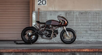Custom of the week: Ducati 900 SS by Upcycle