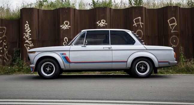 BMW 2002 Turbo: Pure pioneering pleasure