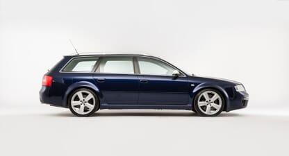 Audi RS6 Avant: Space & pace under £20K