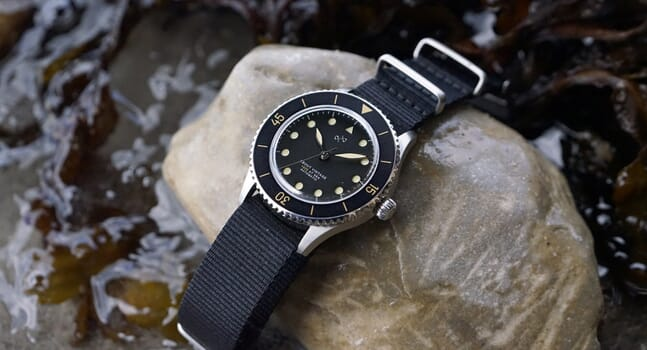 A new member of the About Vintage family: Introducing the 1926 AT'SEA Automatic