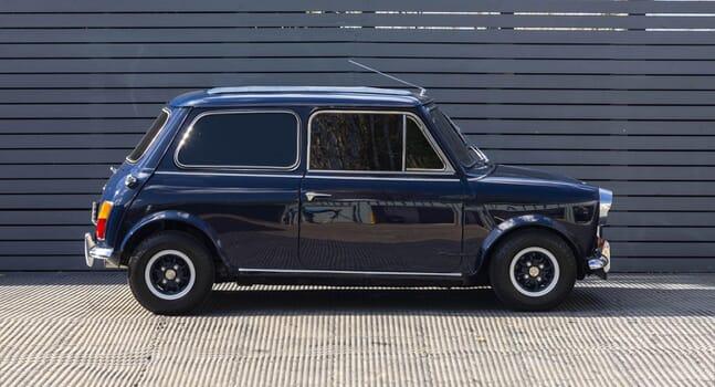 Margrave Morris Mini Cooper S 1275 Mk II: A Rolls-Royce in miniature