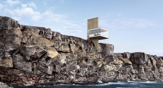 5 impressive clifftop houses that push the boundaries of design