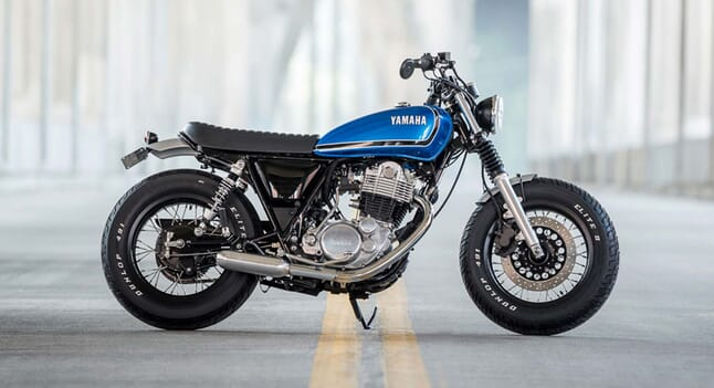 Yamaha vs. Honda: Battle of the custom café racers